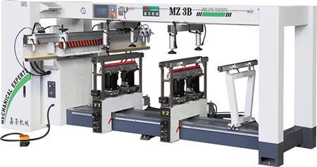 MZ3B木工三排钻分段