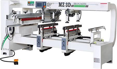 MZ3D木工三排钻