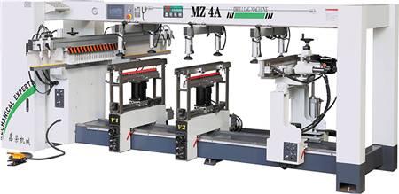 MZ4A木工四排钻