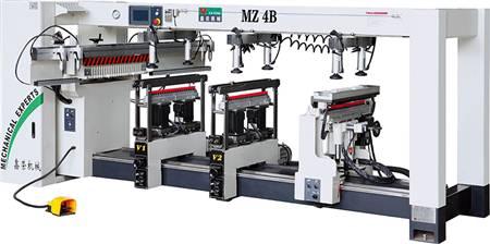 MZ4B木工四排钻分段