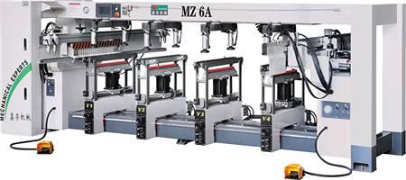 MZ6A木工六排钻
