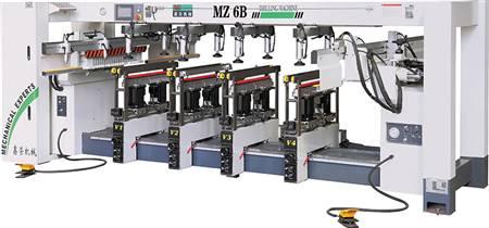 MZ6B木工六排钻分段