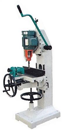 MS362立式单轴榫槽机