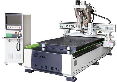 CNC-ZDL数控开料机(钻包+自动换刀)